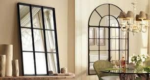 modern window mirror designs bringing