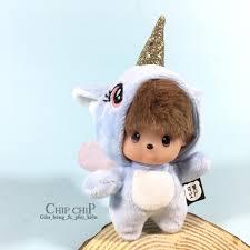 Móc khóa búp bê unicorn – Chip Chip Shop
