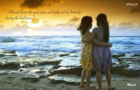 two girls friendship natural friendship quote