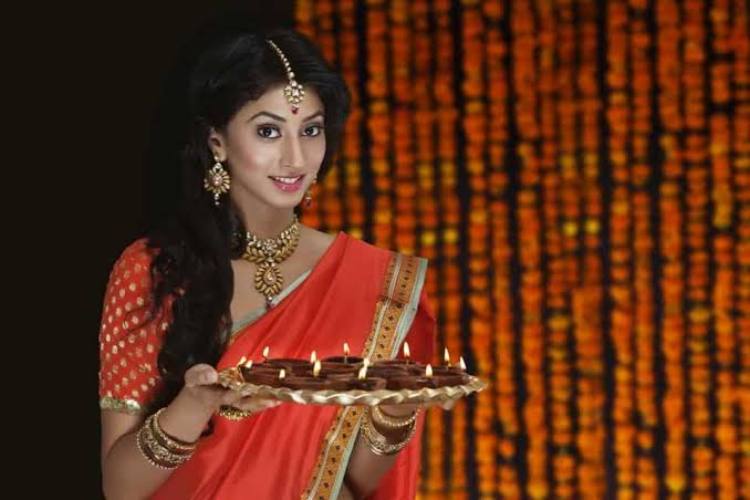Image result for diwali and beauty