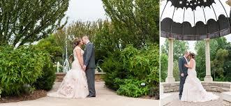 wedding at green bay botanical gardens