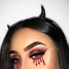 10 devilish halloween makeup looks even