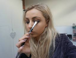 zombie cheerleader halloween makeup