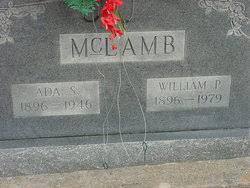 Ada Stewart McLamb (1896-1946) - Find A Grave Memorial