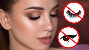 makeup tutorial without eyeliner
