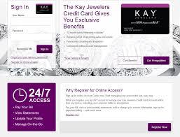 kay jewelers credit card sign in لم