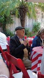 Partying with Norman Lloyd: Centenarian Working Actor