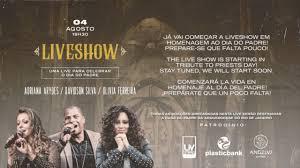 Live Show - Adriana Arydes, Davidson Silva, Olivia Ferreira - YouTube