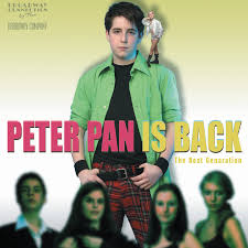 Peter Pan is Back | Kristina's Broadway Connection, Dance Studio & Musical  School in Vienna's 2nd district
