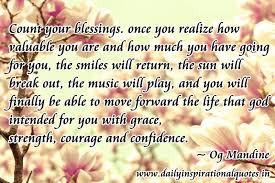 blessings from god quotes quotesgram