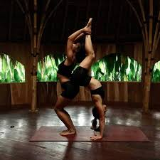 10 fun yoga poses for two people 10