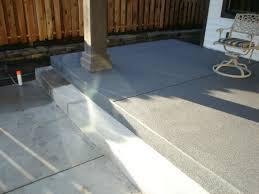 bozeman concrete patio floor