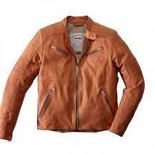 spidi garage leather leather jacket