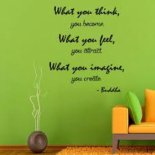 Shop Buddha Quote Sticker Wall Decal Overstock 9998021