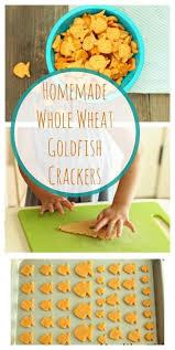 whole wheat goldfish ers recipe
