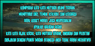 kata mutiara islami apk app for android