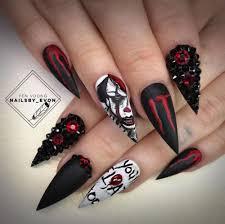 cute nail designs for sti nails