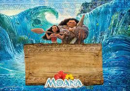 Moana Free Printable Invitations Invitaciones De Moana