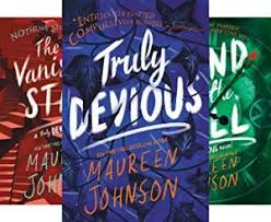 Truly Devious Trilogy by Maureen Johnson - Sweetheart Seer Books