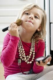 british s start wearing makeup