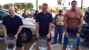 Ted Johnson, SportsRadio610 ALS Ice Bucket Challenge - YouTube