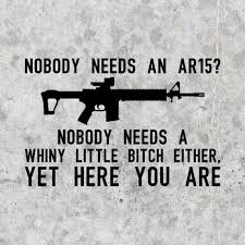 Ar15 Decals Cool Gun Decals Gun Decals Gun Stickers Ar15 Etsy