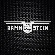Sticker Rammstein Shield Muraldecal Com