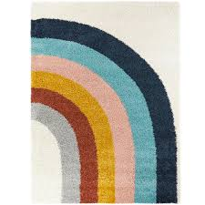 Kids Rainbow Rug Wayfair