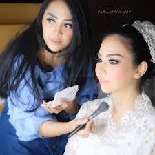 adele makeup artist jakarta insram