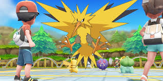 How To Find Pokemon Let's Go's Power Plant and Capture Zapdos ...