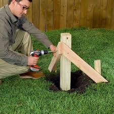 Quikrete Setting Posts In Concrete