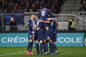Coppa di Francia, ottavi: facile 2-0 del Psg al Pau, Lille ...