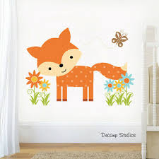 Wall Decals Stickers Animal Wall Stickers 3d Decal Wallpaper Forest Mural Art Home Decor Kids Room Home Furniture Diy Tallergrafico Com Uy