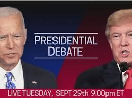 Live Stream US Presidential Debate 2020 ...