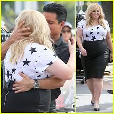 rebel wilson on her torrid clothing