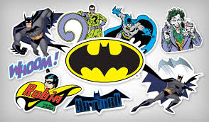 Custom Batman Stickers Highest Quality Stickers Stickeryou