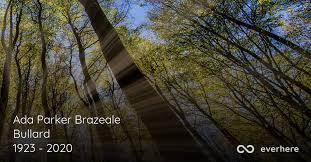 Ada Parker Brazeale Bullard Obituary (1923 - 2020) | Hueytown, Alabama