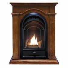 procom ventless dual fuel fireplace