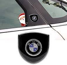 Amazon Com Jymaoyi For Bmw Emblem 2pcs Car Decal 3d Bmw Logo Badge Crystal 2 16 X2 16 Shield Sticker Zine Alloy For All Bmw E60 E90 E46 E83 F20 F10 X1 X3 X5 X6 X7