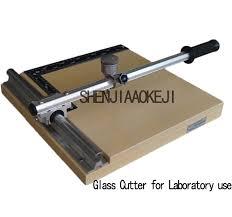 laboratory glass cutter machine small
