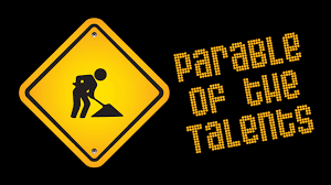 Parable of the Talents' Childrens Lesson (Matthew 25:14-30 ...
