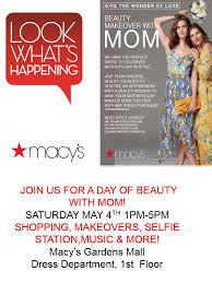 day of beauty for mom the gardens mall
