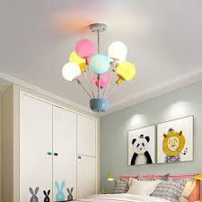 Big Discount 8e6d Little House Baby Room Decoration Boy Girls Chandelier Kids Chandelier Child Room Led Light Children Bedroom Lighting Kids Light Cicig Co