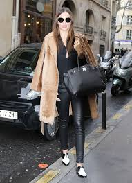 wear skinny leather pants like miranda kerr