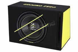 Ground Zero GZIB 3000XSPL | Subwoofer - Subwoofer in cassa :: RG Sound  Store ::