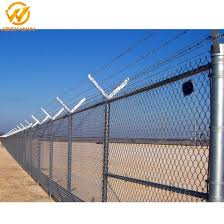 China Chain Link Fence For Construction Fence Chain Link Fence Corner Post China Plastic Road Barrier Safety Barriers