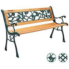 harbour housewares garden bench