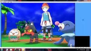 CITRA 3DS - Pokemon Ultra Sun ( Full Speed ) and NVIDIA setting (LINK  DOWNLOAD) - YouTube