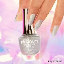 morgan taylor nail lacquer liquid bling