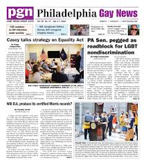 PGN July 1-6 , 2016 by The Philadelphia Gay News - issuu